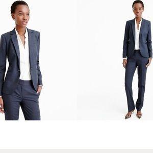 J. Crew business suit set. Perfect condition!